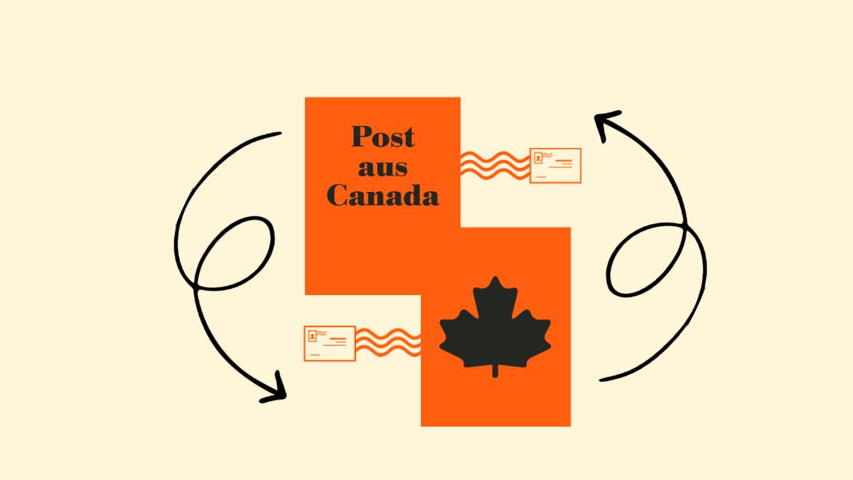 Post aus Canada