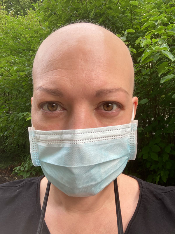 Heute keine Chemo
