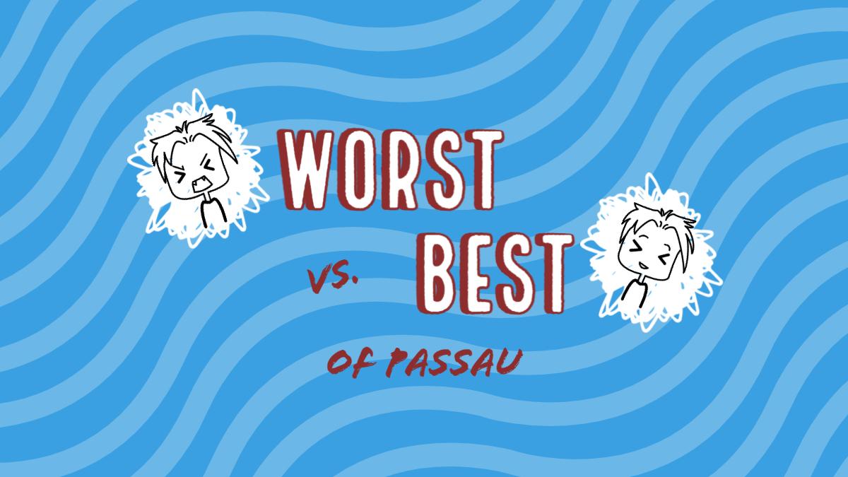 Worst vs. Best of Passau